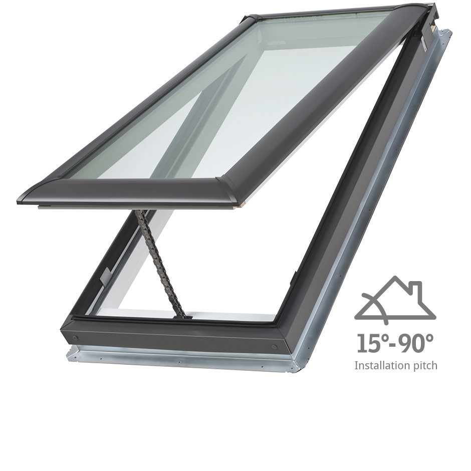 Velux Openable Skylight Manual Skylights Online