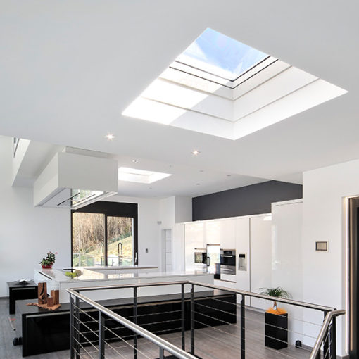 Flat-Roof-Skylight
