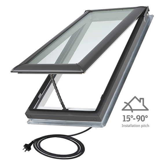 Velux Openable Skylight Solar Electric Skylights Online
